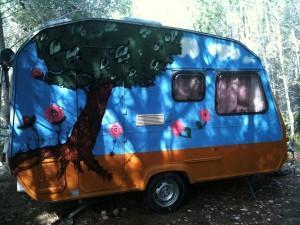 Caravan voor kinderen extra (Swiss Cabin)