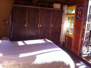 Thai houten chalet slaapkamer (Thai Cabin)